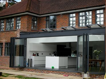 Chsiwell House, Newland Construction, building in Hertfordshire and surrounding areas