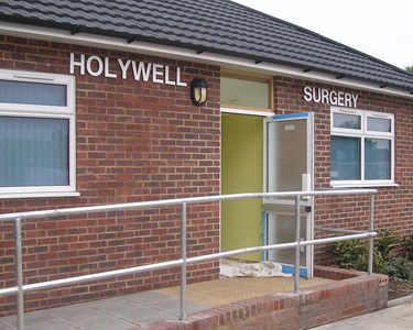 Hollywell Surgery, Newland Construction, building in Hertfordshire and surrounding areas